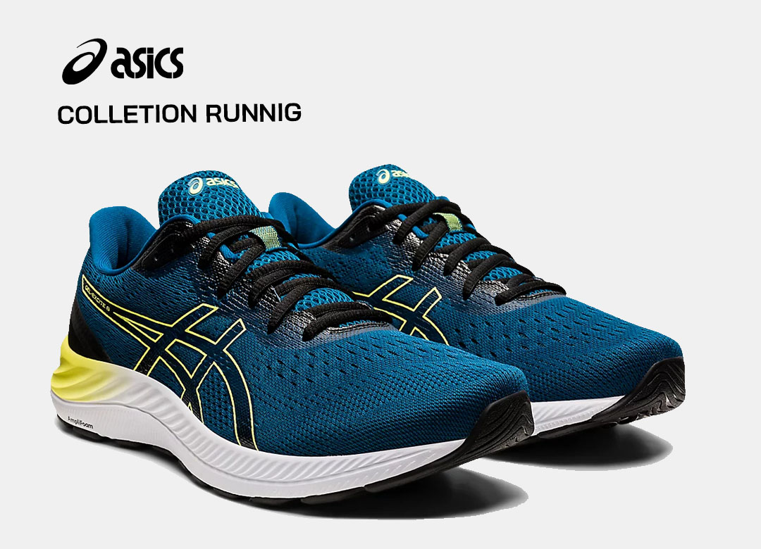 COLLECTION RUNNING ASICS