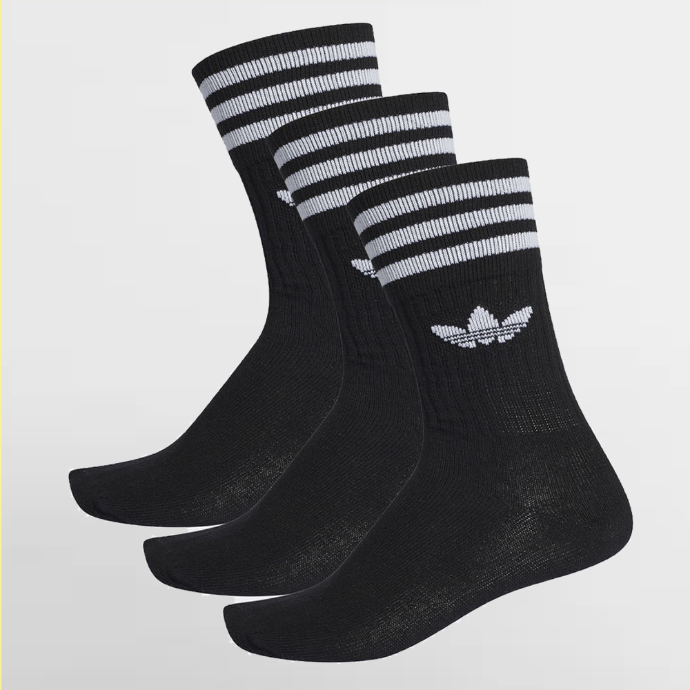 ADIDAS CALCETINES SOLID - S21490