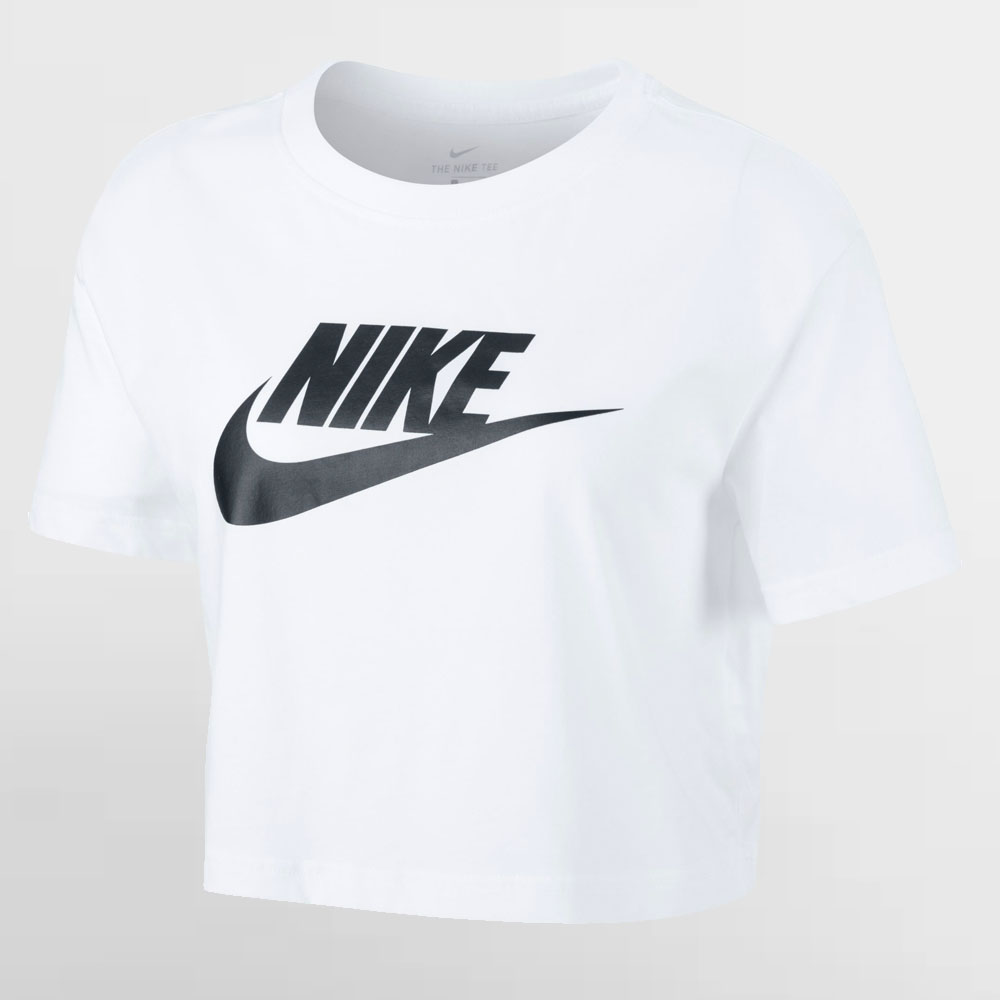 NIKE CAMISETA NSW CROP - BV6175 100