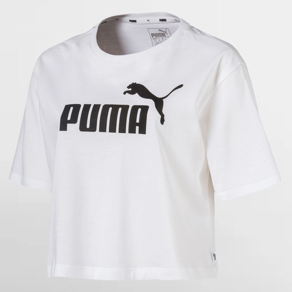 PUMA CAMISETA ESSENTIALS CROPPED - 852594 02