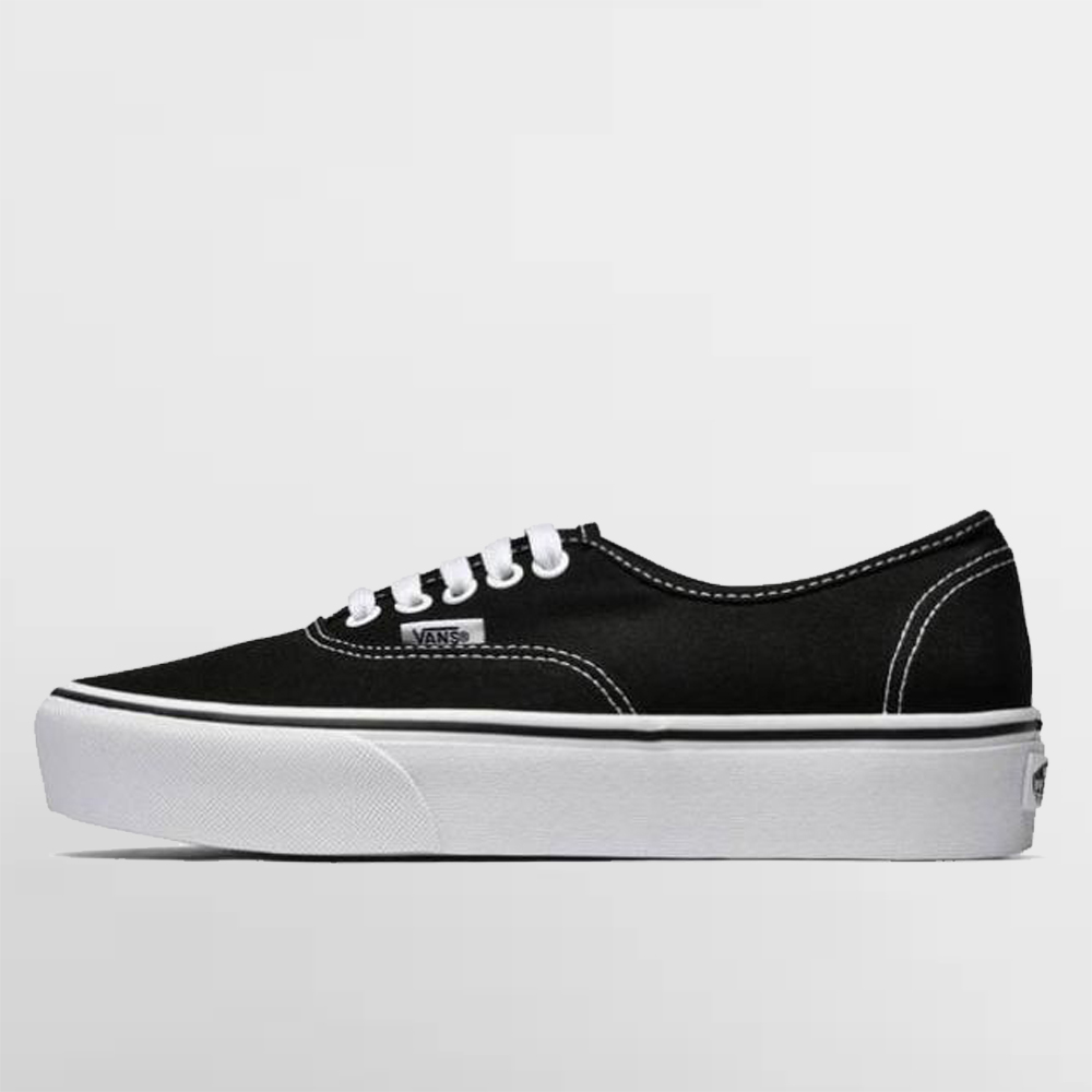 VANS UA AUTHENTIC PLATFORM 2.0 - VA3AV8BLK