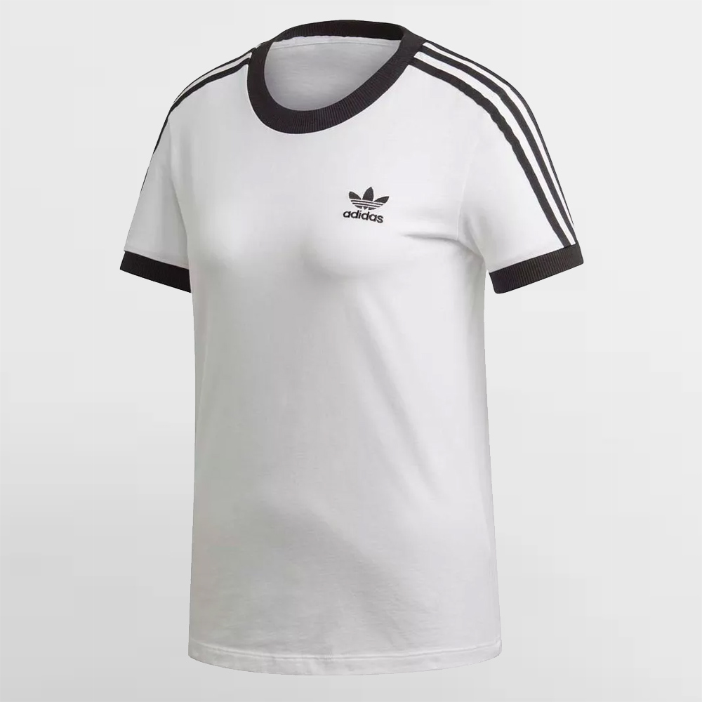 ADIDAS CAMISETA W. 3 STRIPES TEE - ED7483
