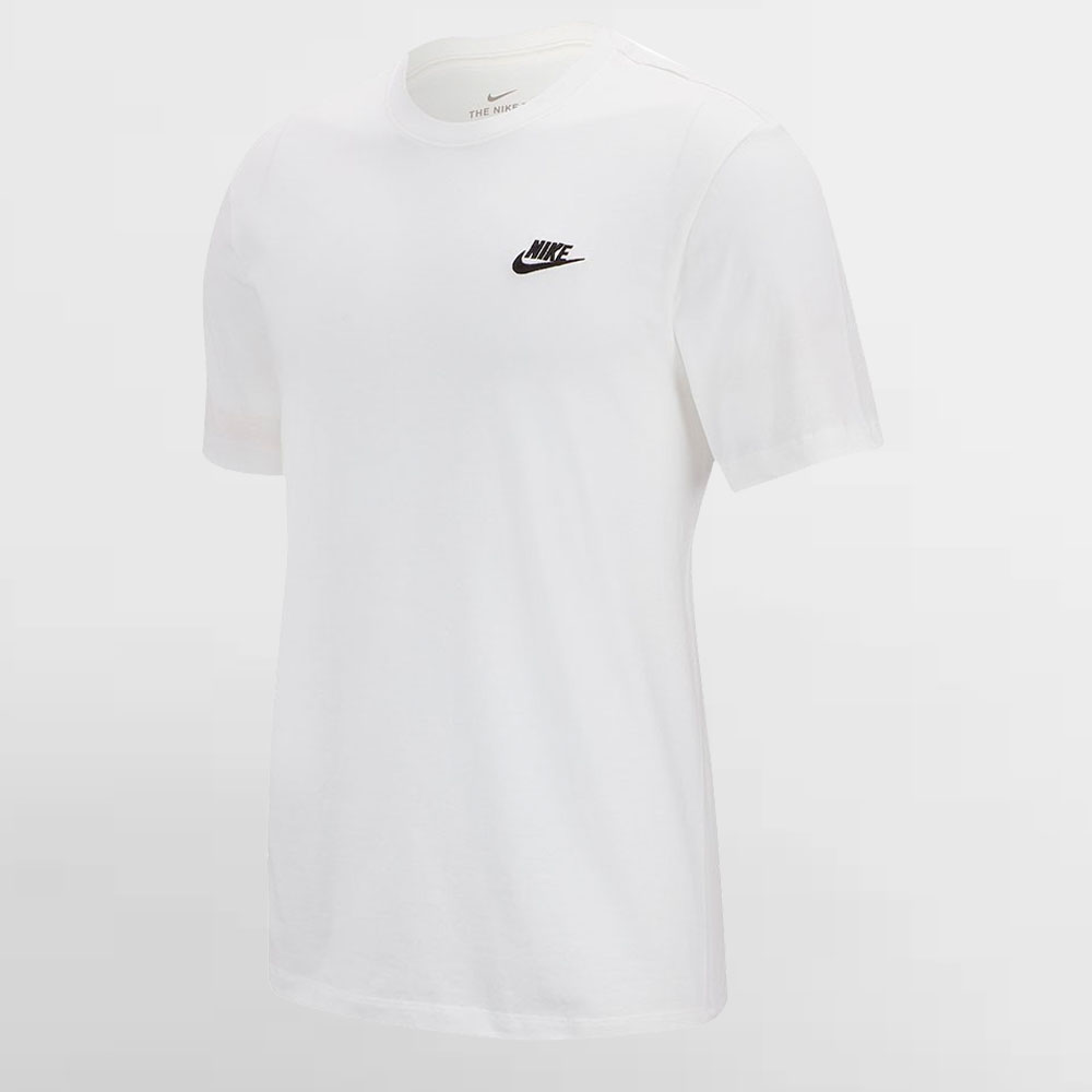 NIKE CAMISETA NSW EMBROIRED TEE - AR4997 101