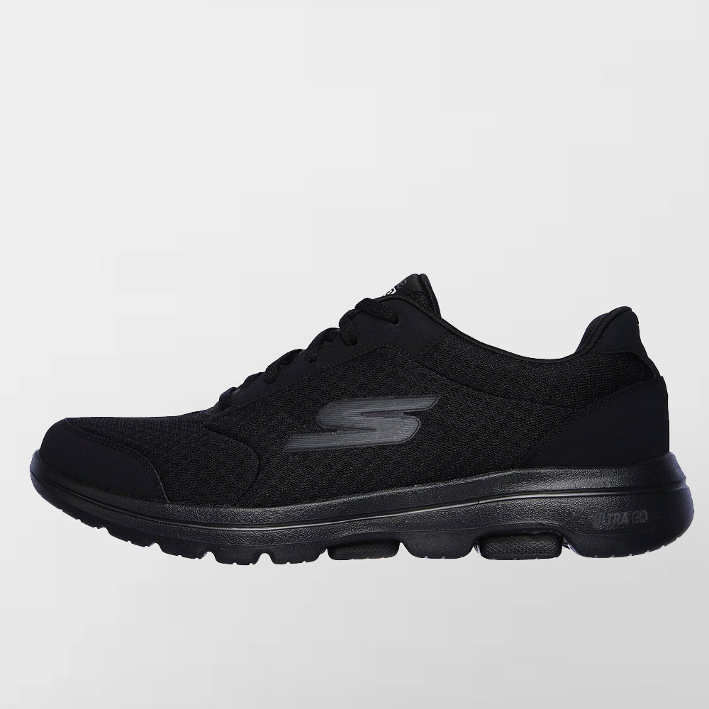 SKECHERS CALZADO GO WALK 5 QUALIFY - 55509 BBK