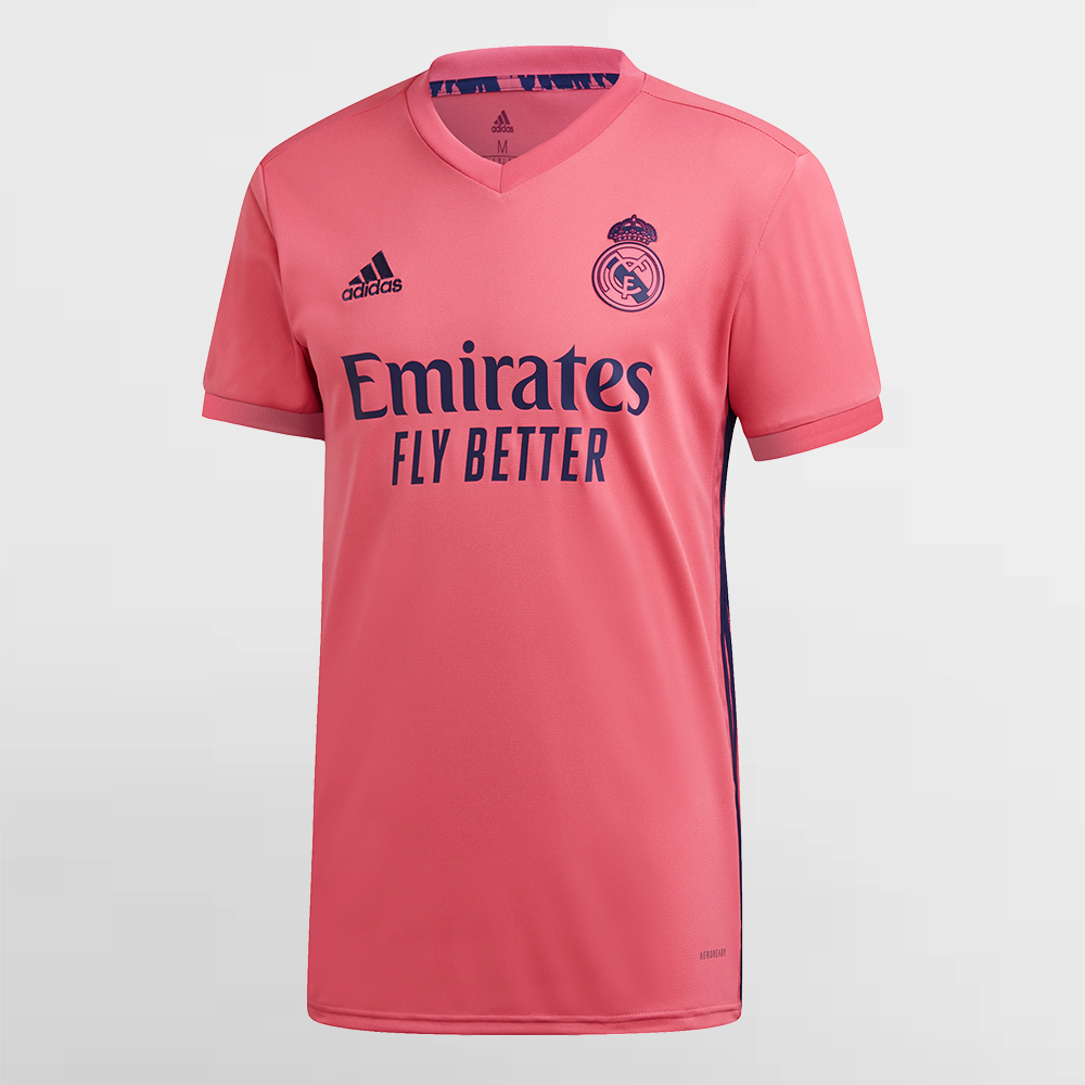 ADIDAS CAMISA REAL AWAY JSY - GI6463
