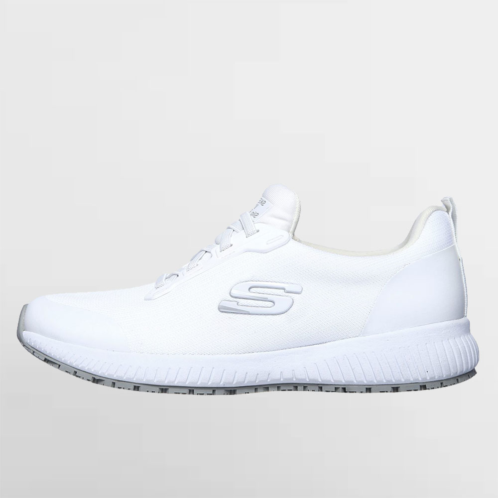 SKECHERS CALZADO W.  ELECTRICAL HAZARD - 77222EC WHT