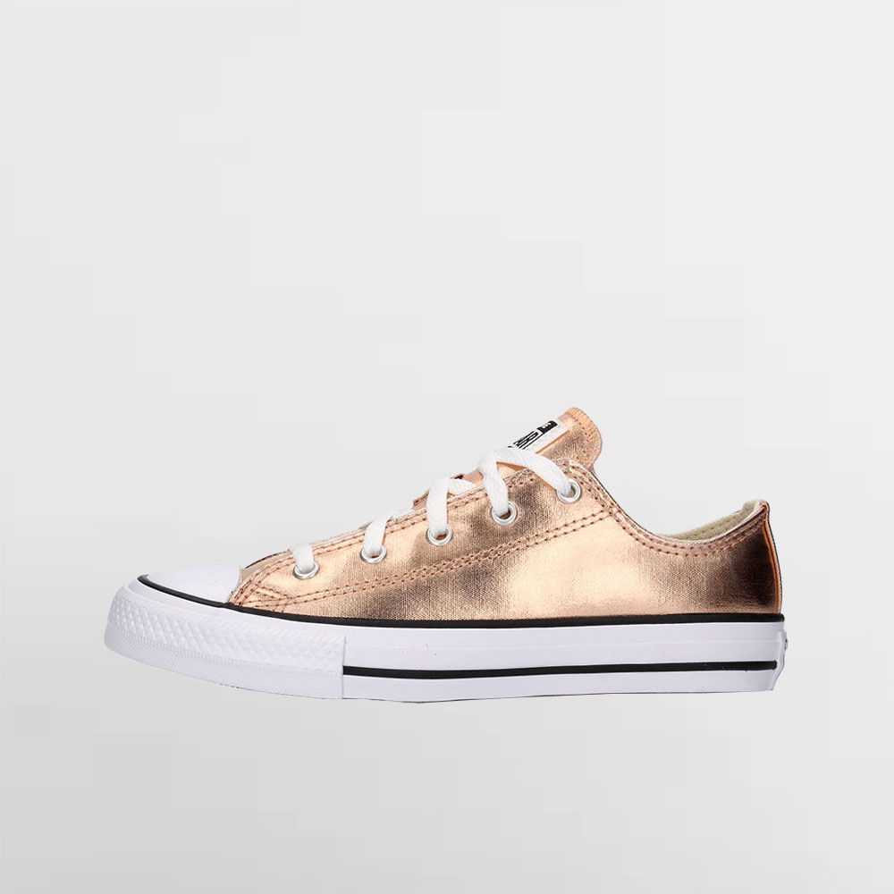 CONVERSE CALZADO ALL STAR METALLIC CANVAS OX PS/GS - 670180C