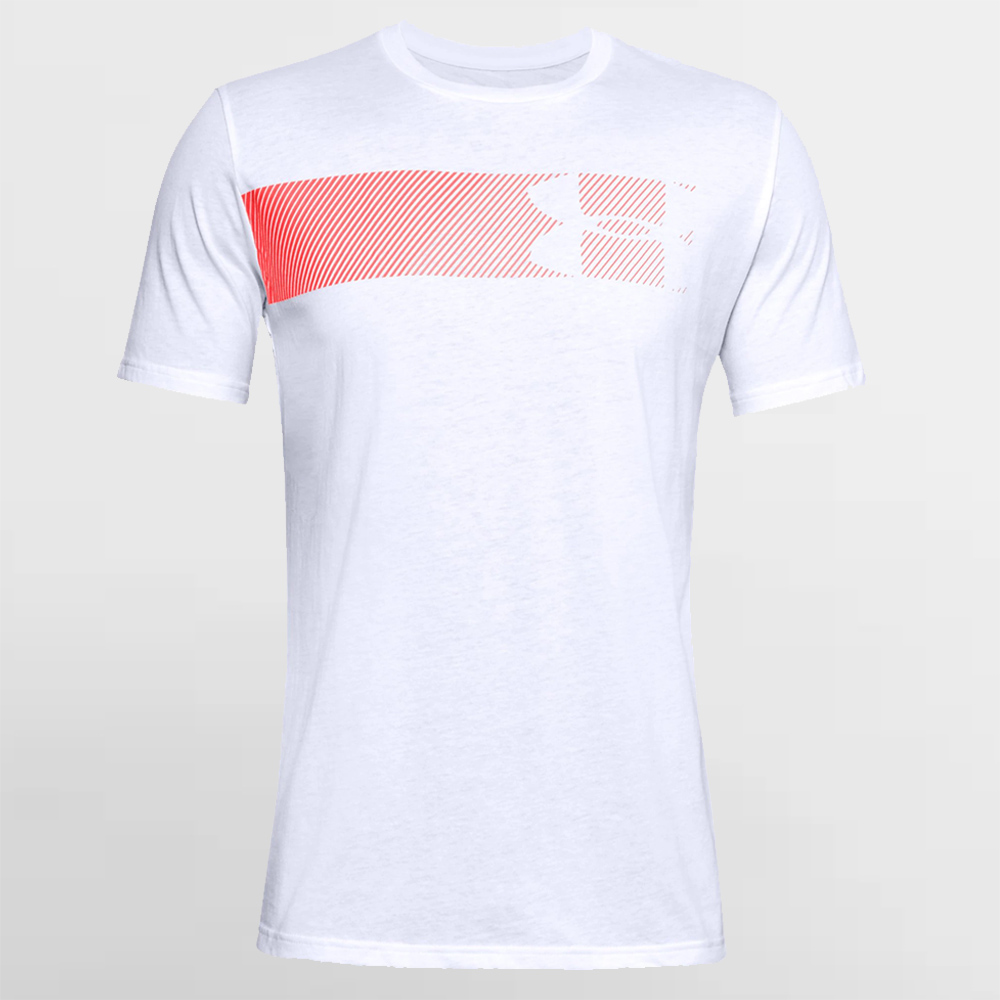 UNDER ARMOUR CAMISETA FAST LEFT CHEST 2.0 - 1329584 102